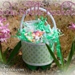 soda bottle baskets easter craft