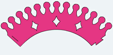 mothers day crown template2