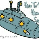 Make A Homemade Submarine – Science Project