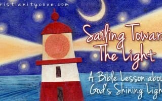 lighthouse bible lesson