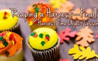 harvest object lesson