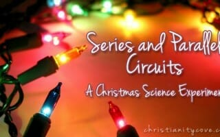circuits christmas science experiment