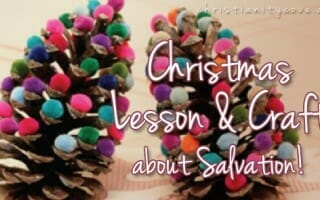 salvation christmas lesson