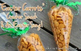 easter carrots and song