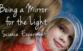 mirror science experiment