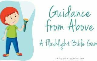 flashlight bible game
