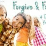 """Forgive & Forget"" – A Toss & Catch Bible Game"
