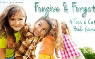 forgive and forget bible game