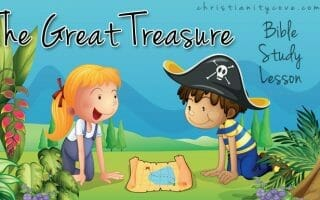 great treasure bible study lesson