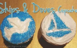 ships-doves-cupcakes-bible-snack
