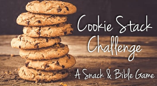 Cookie Stack Challenge